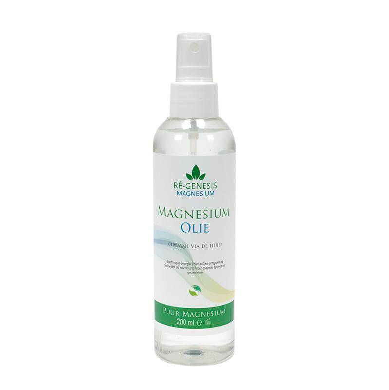 200 ml  magnesium olie spray