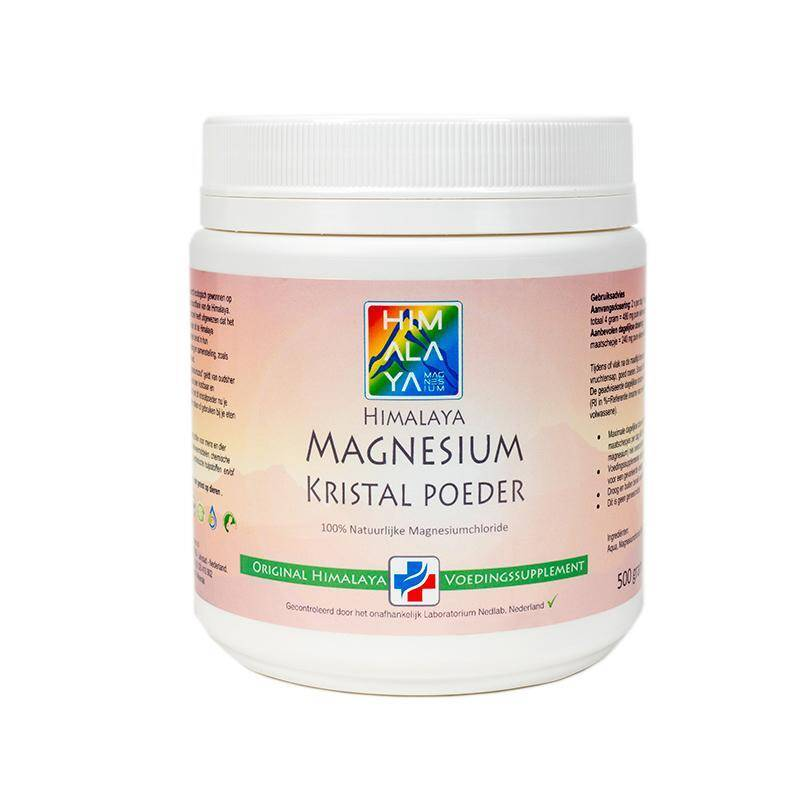 Magnesiumchloride kristalpoeder