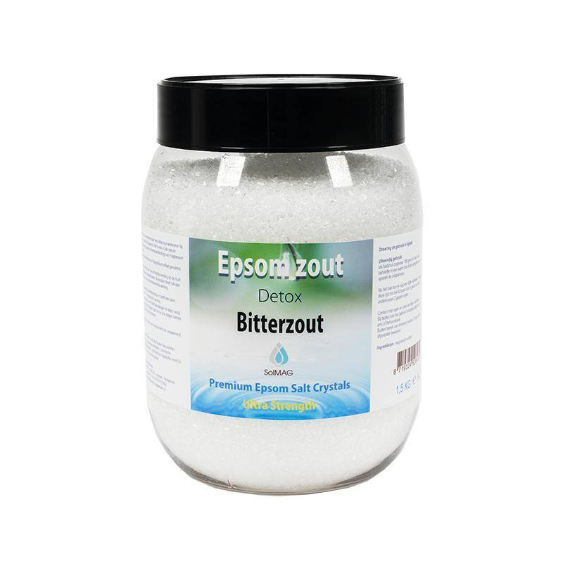 Epsomzout of bitterzout