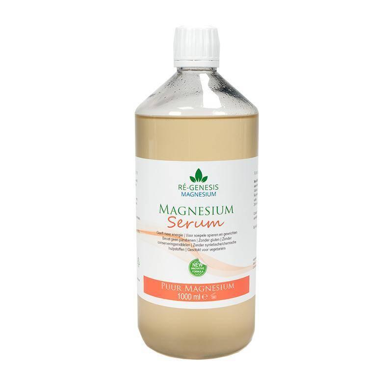 Magnesium serum navulfles 1000 ml