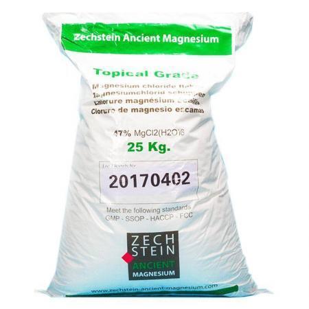 magnesium badkristallen