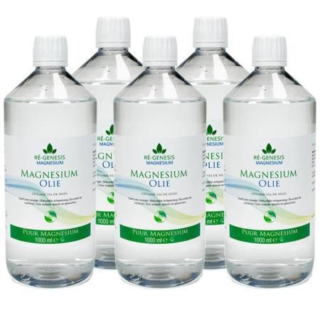 magnesiumolie navulfles 1000 ml