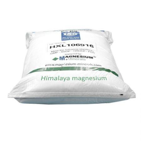 Magnesium badkristallen 25 kg