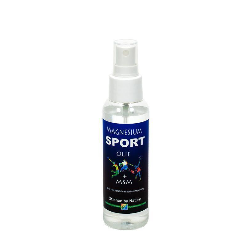 Magnesium sportolie 100 ml