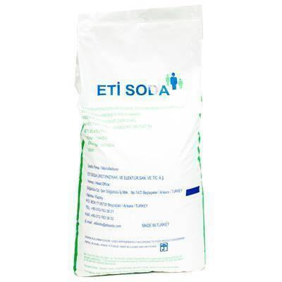 Natriumbicarbonaat of zuiveringszout wordt gebruikt voor het ontzuren van het lichaam