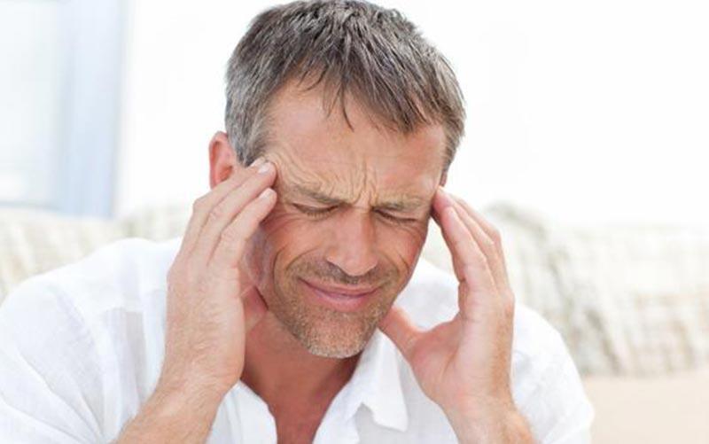 Een magnesiumtekort veroorzaakt stress en hoofdpijn