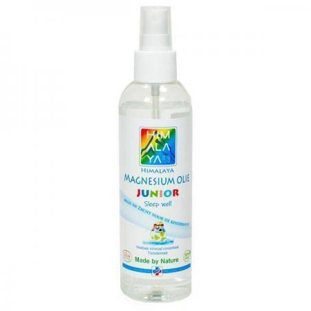 Himalaya magnesium olie JUNIOR Spray 200 ml