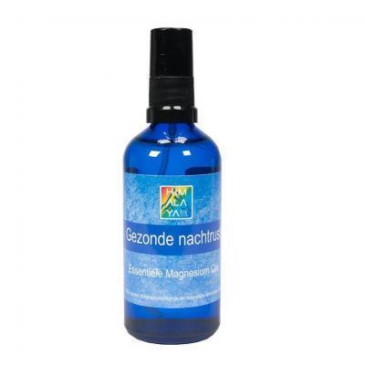 Magnesium essentiele olie gezonde nachtrust