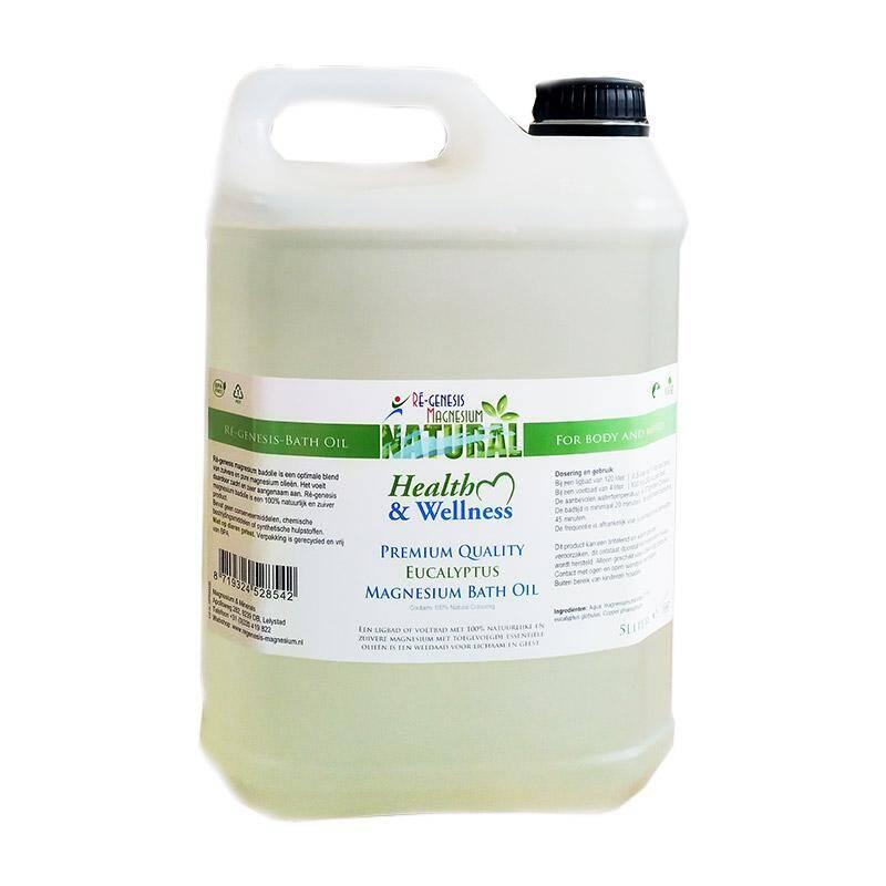 Ré-genesis 5 LT. magnesium BAD olie eucalyptus